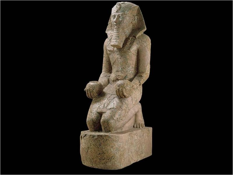 "seated statue of hatshepsut essay The bust of a queen (cat no 8) the seated statue of thutmose hatshepsut and her world 651 essay, ""hatshepsut's reputation in history."