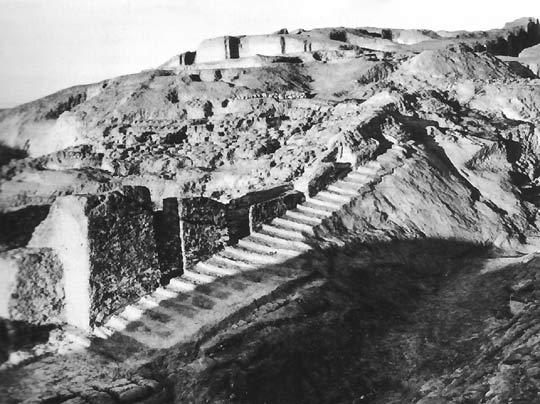 Ancient Babylonian Architecture