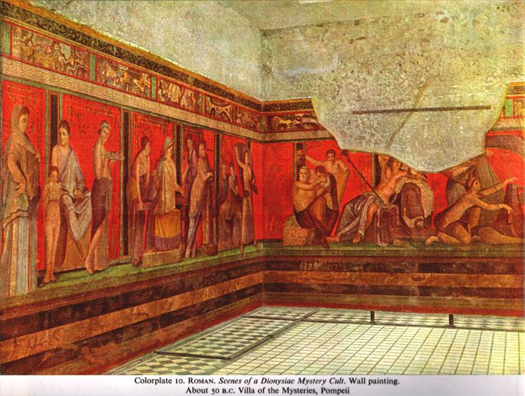 Print greek art flashcards easy notecards for Ancient greek mural