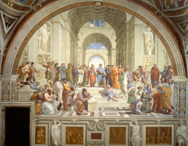 the italian renaissance vs the renaissance