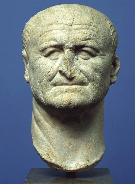 portrait of augustus as general